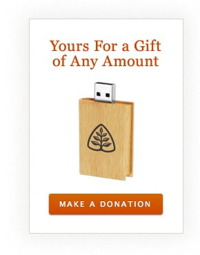 Your For a Gift of Any Amount