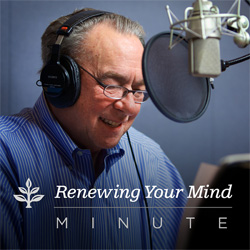 Renewing Your Mind Minute